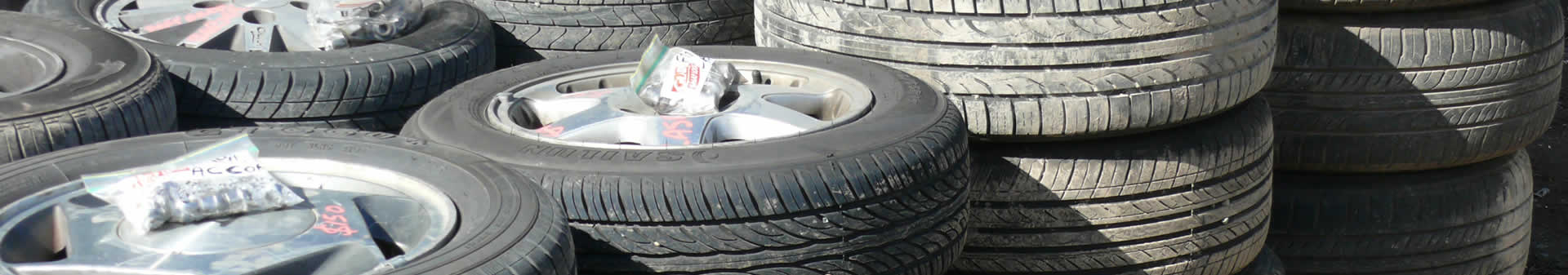 pick-a-part tyres